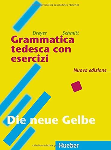 9783190472550: Lehr- und Übungsbuch der deutschen Grammatik / Grammatica tedesca con esercizi. Italienisch-deutsch [Lingua tedesca]