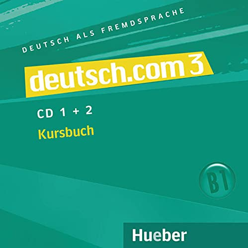 9783190516605: Deutsch.com. Per le Scuole superiori. Audiolibro. CD Audio: DEUTSCH.COM 3 CD-Audio KB (2) (alum.)