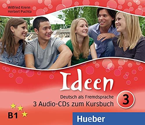 9783190518258: IDEEN 3 CD-Audio z.KB (3)