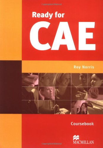 9783190529278: Ready for CAE: Coursebook with Answer Key