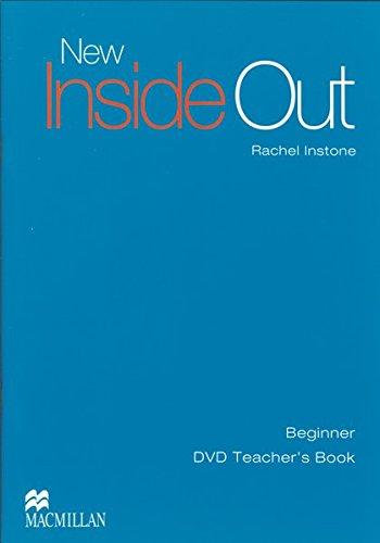 9783190529704: New Inside Out Beginner. Teacher's Book