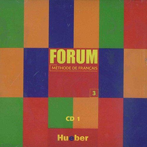Forum 3. CD 1: Methode de Francais: Jean-Thierry Le Bougnec,