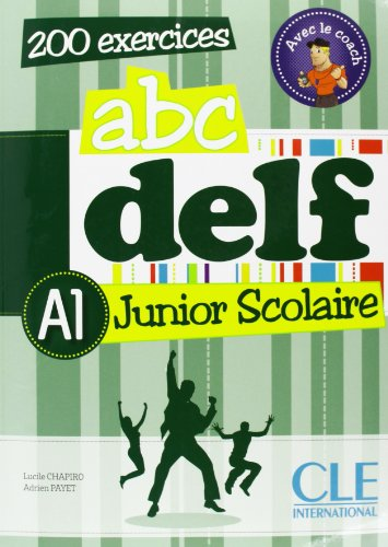 9783190533756: abc delf Junior & Scolaire A1 - 200 exercices