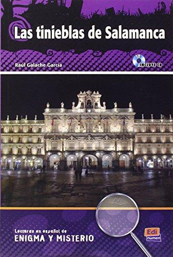 9783190543267: Nivel A2/B1. Las tinieblas de Salamanca: Lecturas en español de enigma y misterio