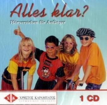 9783190618651: Alles klar?: Audio-CD