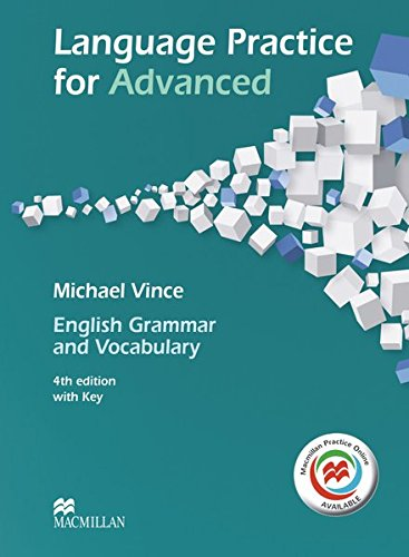 9783190626731: Language Practice for Advanced. Student's Book with MPO and Key
