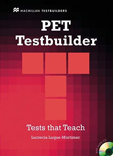 9783190628834: PET Testbuilder