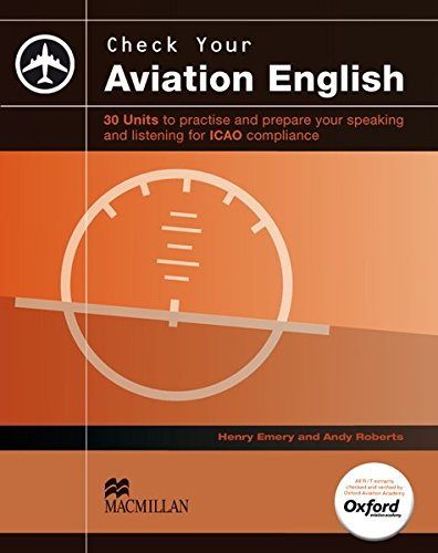 9783190628841: English for Specific Purposes. Check your Aviation English. Student's Book: For ICAO compliance