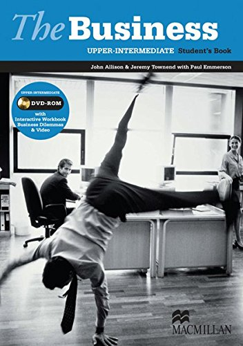 9783190629176: The Business Upper Intermediate. Student's Book