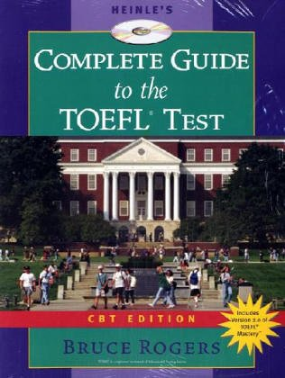 9783190629244: Heinle's Complete Guide to the TOEFL Test, Text und CD-ROM