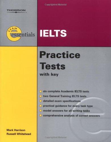 9783190629626: Exam Essentials IELTS Practice Tests