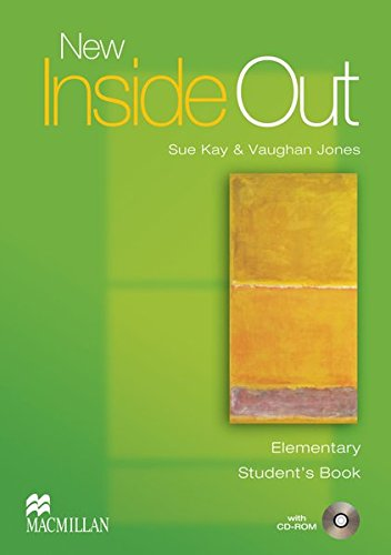 9783190629701: New Inside Out Elementary. Student's Book
