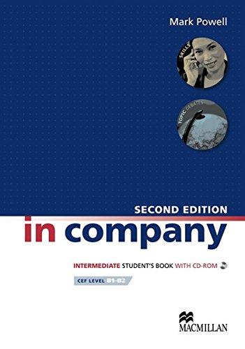 9783190629817: In Company. Intermediate. Student's Book