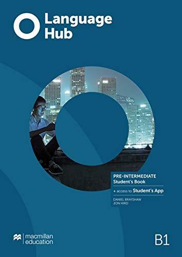 9783190629848: Language Hub: Pre-intermediate / Student's Book + App