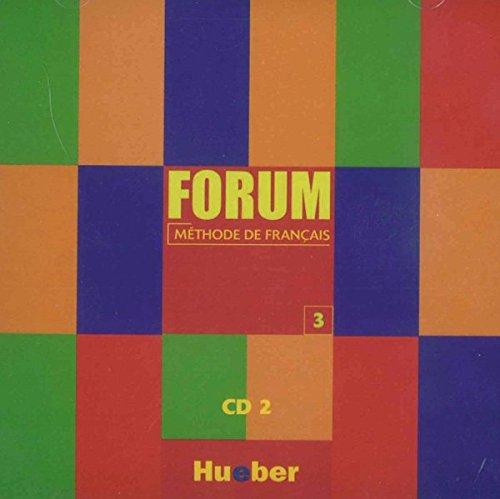 Forum 3. CD 2: Methode de Francais: Jean-Thierry Le Bougnec,