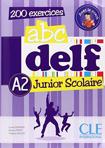 9783190633753: abc delf Junior & Scolaire A2 - 200 exercices