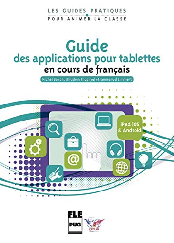 9783190633777: Les Outils malins du FLE: Guide des applications pour tablettes à l'usage des professeurs de FLE