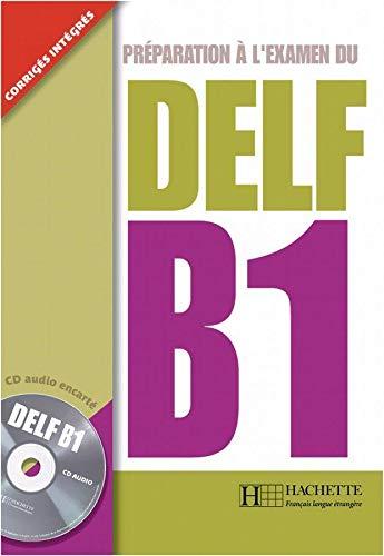 9783190633821: DELF B1. Livre + CD audio