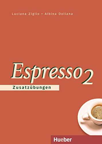 9783190653423: Espresso 2. Zusatzübungen.