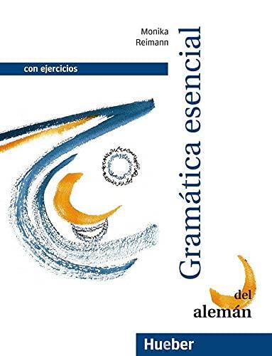 9783190715756: Grundstufen- Grammatik für Deutsch als Fremdsprache. Spanische Version. Gramatica esencial des aleman con ejercicios. (Lernmaterialien)