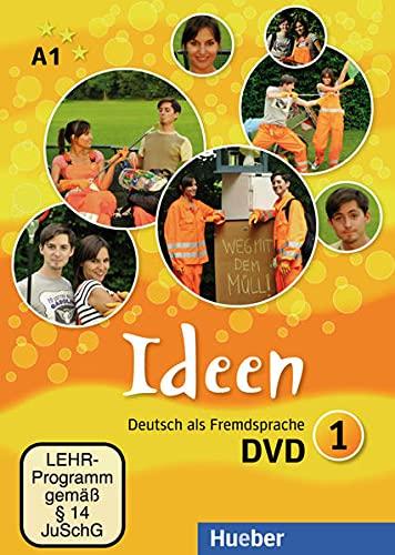 9783190718238: Ideen. Con espansione online. Per le Scuole superiori. Con DVD: IDEEN.DVD: 1