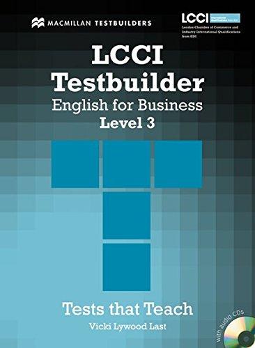LCCI Testbuilder English for Business. Level 3: Peter Leggott