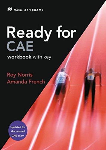 9783190729272: Ready for CAE. Workbook