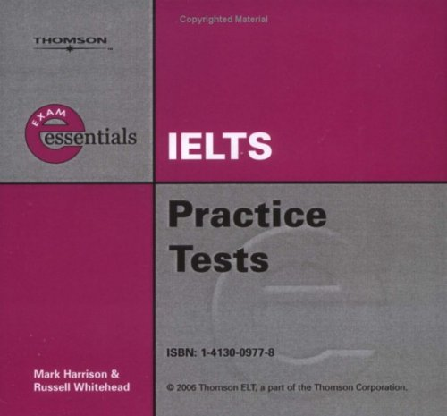 9783190729623: Exam Essentials IELTS Practice Tests. 3 CDs