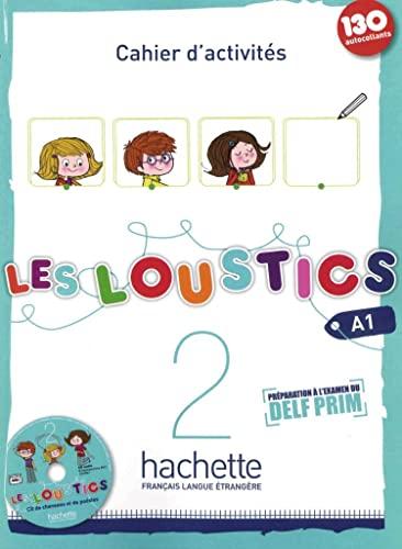 Les Loustics 02. Cahier d'activités + CD: Hugues Denisot; Marianne