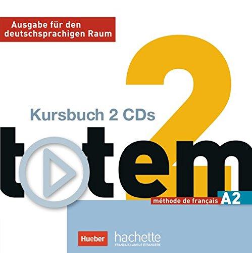 totem 02. 2 Audio-CDs zum Kursbuch: Ausgabe: Marie-Jose Lopes, Jean-Thierry