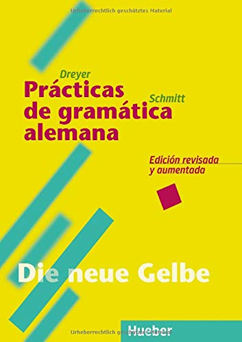 9783190772551: Lehr-Und Uebungsb dt Gramm.alem-esp. Hu: Prácticas de gramática alemana