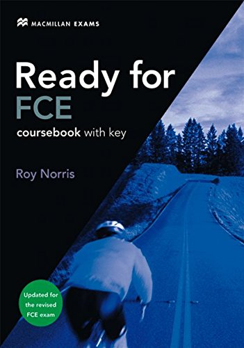 9783190827107: Ready for FCE. Coursebook with key