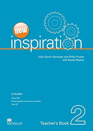 Inspiration: Level 2 / Teacher's Book: Garton-Sprenger, Judy, Prowse,