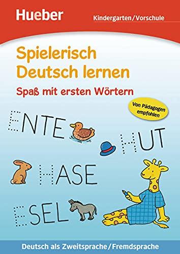9783190894703: Spielerisch Deutsch Lernen: Spass MIT Ersten Wortern (German Edition)