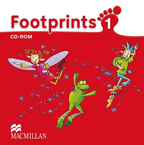 9783190929207: Footprints 1. Tests and Photocopiable Resources