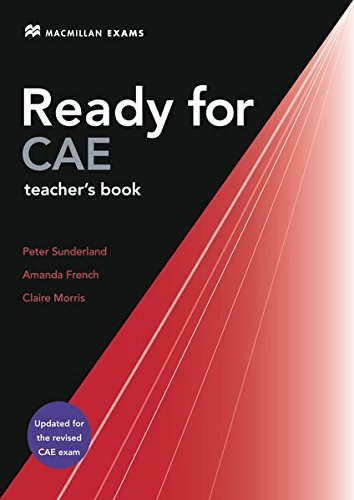 9783190929276: Ready for CAE. Teacher's Book