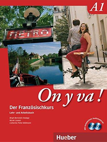 9783190933259: On y va ! A1: Der Französischkurs. Lehr- und Arbeitsbuch mit komplettem Audiomaterial. Schulbuchausgabe ohne Lösungen