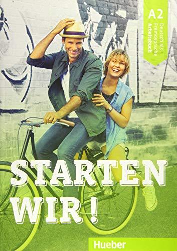 9783190960002: STARTEN WIR A2 Arbeitsb.(ejerc.): Arbeitsbuch A2: Vol. 2
