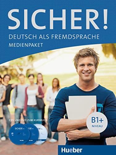9783191012069: SICHER B1+ Medienpaket