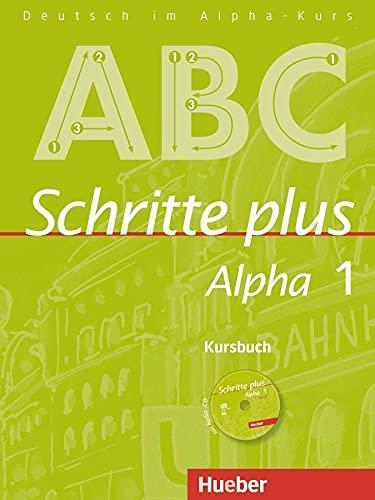 9783191014520: Schritte plus Alpha 1. Kursbuch mit Audio-CD: Deutsch als Fremdsprache