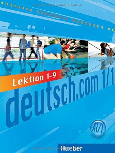 9783191016586: Deutsch. Com. Niveau A1. Lektion 1-9 - Kursbuch 1