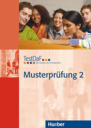 9783191016999: Fit Fur Den Testdaf: Testdaf Musterprufung 2 - Heft MIT Audio-CD (German Edition)