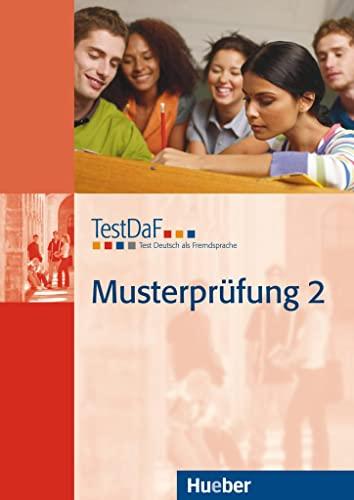 9783191016999: Fit Fur Den Testdaf: Testdaf Musterprufung 2 - Heft MIT Audio-CD (German Edition)