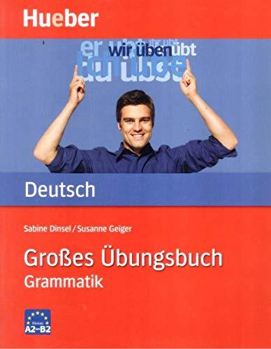 9783191017217: Hueber dictionaries and study-aids: Grosses Ubungsbuch Deutsch - Grammatik