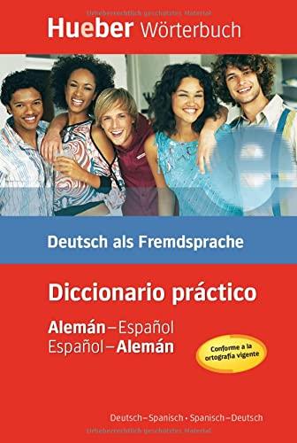 9783191017385: HUEBER POCKET WORTERBUCH SPANISCH DAF