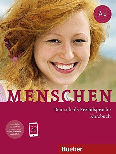 9783191019013: Menschen: Kursbuch A1 mit DVD-Rom