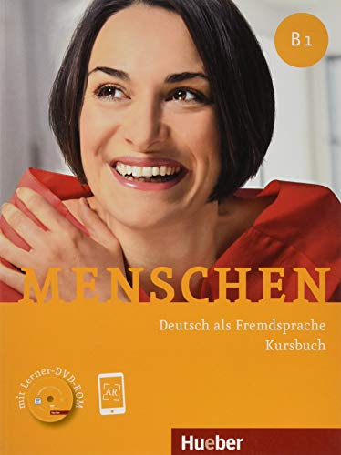 9783191019037: Menschen B1. Kursbuch mit DVD-ROM : Deutsch als Fremdsprache / Kursbuch mit DVD-ROM