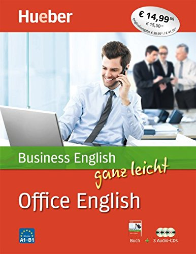 9783191028695: Business English ganz leicht Office English: Paket