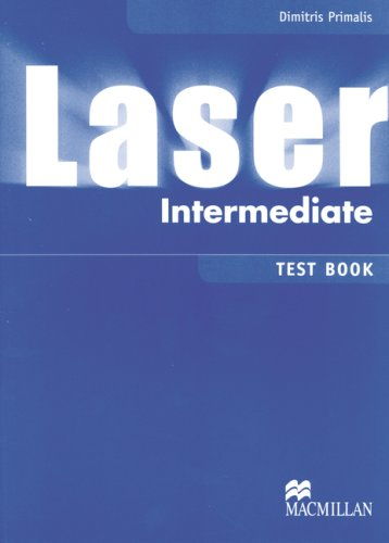 9783191029289: Laser Intermediate. Test Book