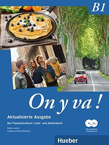 9783191033545: On y va ! B1 - Aktualisierte Ausgabe. Lehr- und Arbeitsbuch mit komplettem Audiomaterial: Der Französischkurs